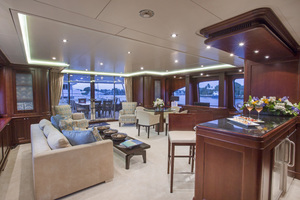 BELIEVE is a Benetti Classic 120 Yacht For Sale in St. Petersburg--11