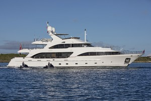 BELIEVE is a Benetti Classic 120 Yacht For Sale in St. Petersburg--2