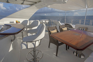 BELIEVE is a Benetti Classic 120 Yacht For Sale in St. Petersburg--26