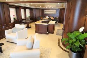 BELIEVE is a Benetti Classic 120 Yacht For Sale in St. Petersburg--7
