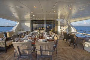 BELIEVE is a Benetti Classic 120 Yacht For Sale in St. Petersburg--19