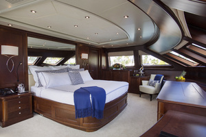 BELIEVE is a Benetti Classic 120 Yacht For Sale in St. Petersburg--14