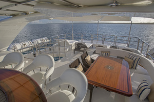BELIEVE is a Benetti Classic 120 Yacht For Sale in St. Petersburg--27