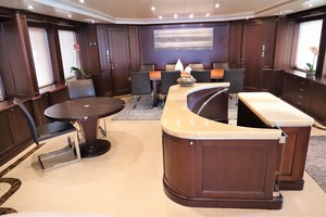 BELIEVE is a Benetti Classic 120 Yacht For Sale in St. Petersburg--9