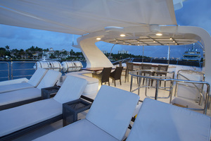 BELIEVE is a Benetti Classic 120 Yacht For Sale in St. Petersburg--33