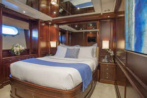 BELIEVE is a Benetti Classic 120 Yacht For Sale in St. Petersburg--15