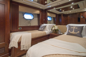 BELIEVE is a Benetti Classic 120 Yacht For Sale in St. Petersburg--16