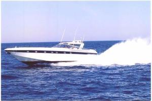 60' Baia Force One 1990