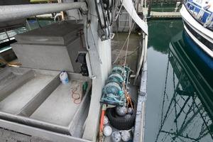 46' Custom Bram Mfg/fh Marine 1989 Fishing Setup