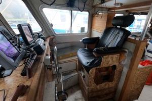 46' Custom Bram Mfg/fh Marine 1989 Helm Station
