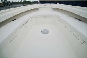 is a Regulator 34 Yacht For Sale in Orange Beach-Bow Seating-5