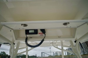is a Regulator 34 Yacht For Sale in Orange Beach-VHS In Overhead Compartment-14
