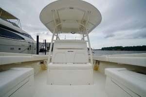 is a Regulator 34 Yacht For Sale in Orange Beach-Console Front Seating-7