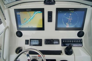 is a Regulator 34 Yacht For Sale in Orange Beach-Helm Electronics-12