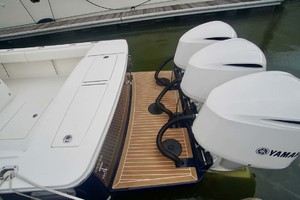 is a Regulator 34 Yacht For Sale in Orange Beach-Platform Mounted Engines-23