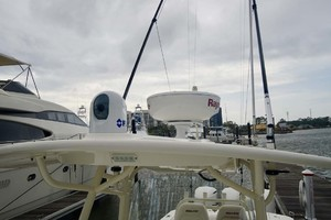 is a Regulator 34 Yacht For Sale in Orange Beach-T-Top Mounted Radar-16