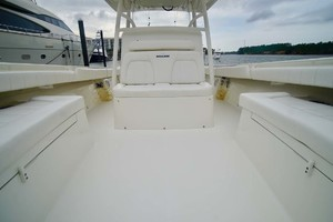 is a Regulator 34 Yacht For Sale in Orange Beach-Looking Aft From Bow-6