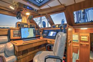 75' Little Harbor Custom 75 1991 PilothouseNavStation