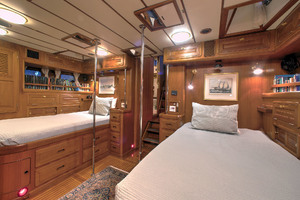 75' Little Harbor Custom 75 1991 OwnersCabinwithHandrail
