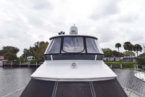 48' Sea Ray 480 Sedan Bridge 2003 BridgeViewFromBow