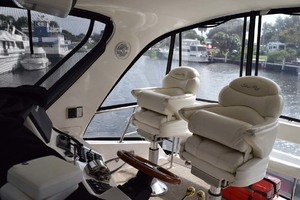 48' Sea Ray 480 Sedan Bridge 2003 FlybridgeHelmToStbd