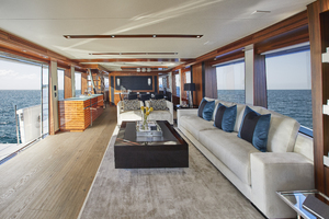 M90 is a Hatteras M90 Yacht For Sale in Seattle--4