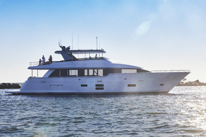 M90 is a Hatteras M90 Yacht For Sale in Seattle--0