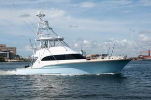 53' Sculley  2008 StarboardProfile