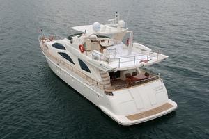 Libero  is a Azimut 80 Motor Yacht Yacht For Sale in La Paz, Baja California Sur-2007 80 Azimut -31