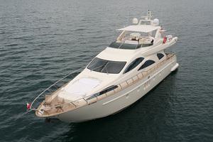 Libero  is a Azimut 80 Motor Yacht Yacht For Sale in La Paz, Baja California Sur-2007 80 Azimut -33