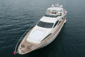 Libero  is a Azimut 80 Motor Yacht Yacht For Sale in La Paz, Baja California Sur-2007 80 Azimut -32