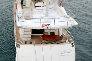 Libero  is a Azimut 80 Motor Yacht Yacht For Sale in La Paz, Baja California Sur-2007 80 Azimut -30