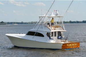48' Garlington Sport Fisherman 1987