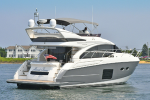 52' Princess 52 Flybridge  2016 StarboardStern