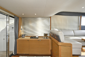 52' Princess 52 Flybridge  2016 Salon