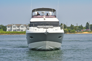 52' Princess 52 Flybridge  2016 Bow