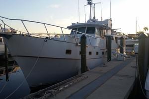 58' Roughwater Custom North Sea 58 1975