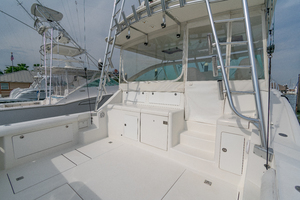 Royalties is a Cabo 45 Express Yacht For Sale in Galveston-Royalties Cabo 2001 45 Express-29