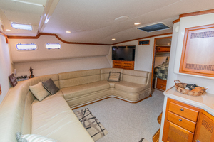 Royalties is a Cabo 45 Express Yacht For Sale in Galveston-Royalties Cabo 2001 45 Express-3