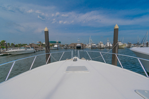 Royalties is a Cabo 45 Express Yacht For Sale in Galveston-Royalties Cabo 2001 45 Express-17