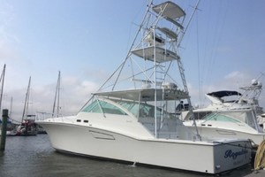 Royalties is a Cabo 45 Express Yacht For Sale in Galveston-Royalties Cabo 2001 45 Express-30