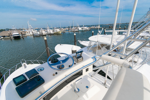 Royalties is a Cabo 45 Express Yacht For Sale in Galveston-Royalties Cabo 2001 45 Express-21