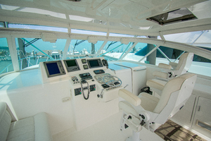 Royalties is a Cabo 45 Express Yacht For Sale in Galveston-Royalties Cabo 2001 45 Express-24