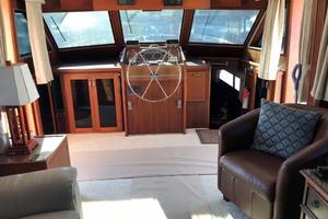 53' Hatteras Motor Yacht Classic 1984 LowerHelm