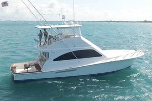 54' Ocean Yachts Convertible 2009 MainProfile