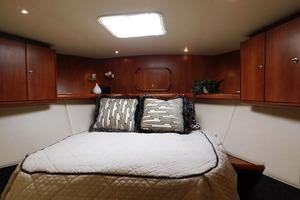 54' Ocean Yachts Convertible 2009 ForwardStateroom