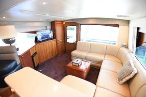 54' Ocean Yachts Convertible 2009 Salontoaft