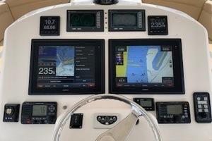 54' Ocean Yachts Convertible 2009 HelmInstruments
