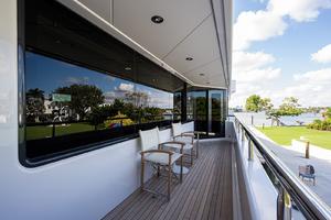 VIP Stateroom private terrace