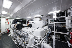 Engine Room - air conditioned